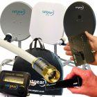 Build Your Own Portable Satellite Kit To Order